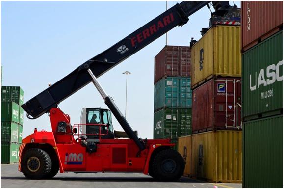 Container Storage IMA
